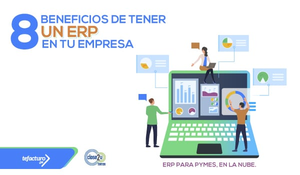 beneficios erp tefacturo