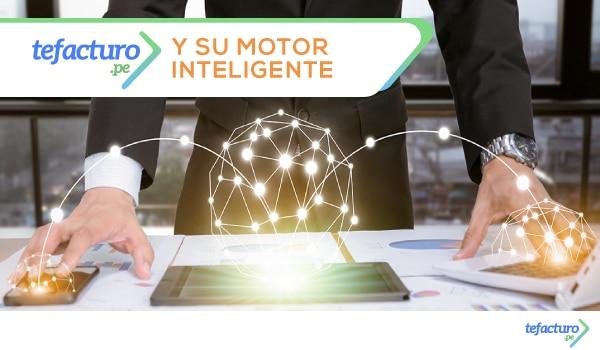 tefacturo ERP motor inteligente